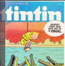 Giornalini: SELECCIONES DE TINTIN Nº3. Lote 198471825