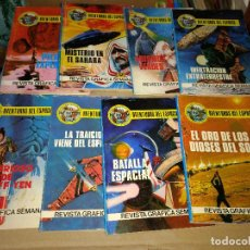 Tebeos: LOTE 8 AVENTURAS DEL ESPACIO O MINI INFINITUN . Lote 198473905