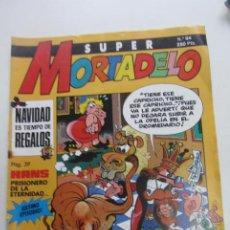 Livros de Banda Desenhada: SUPER MORTADELO Nº 94 EDICIONES B CX47. Lote 198508182