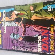 Tebeos: DAN, EL IMPERIO DEL CRIMEN, Nº 24. Lote 198559555
