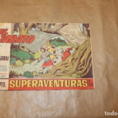 Tebeos: EL JABATO Nº 380, EDITORIAL BRUGUERA. Lote 198569626