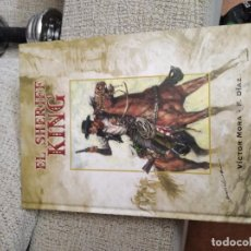 Tebeos: SHERIFF KING VOLUMEN 1 TOMO. Lote 198628743