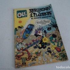 Tebeos: COLECCION OLE MORTADELO Y FILEMON EL HUERTO SINIESTRO IBAÑEZ BRUGUERA. Lote 198714962
