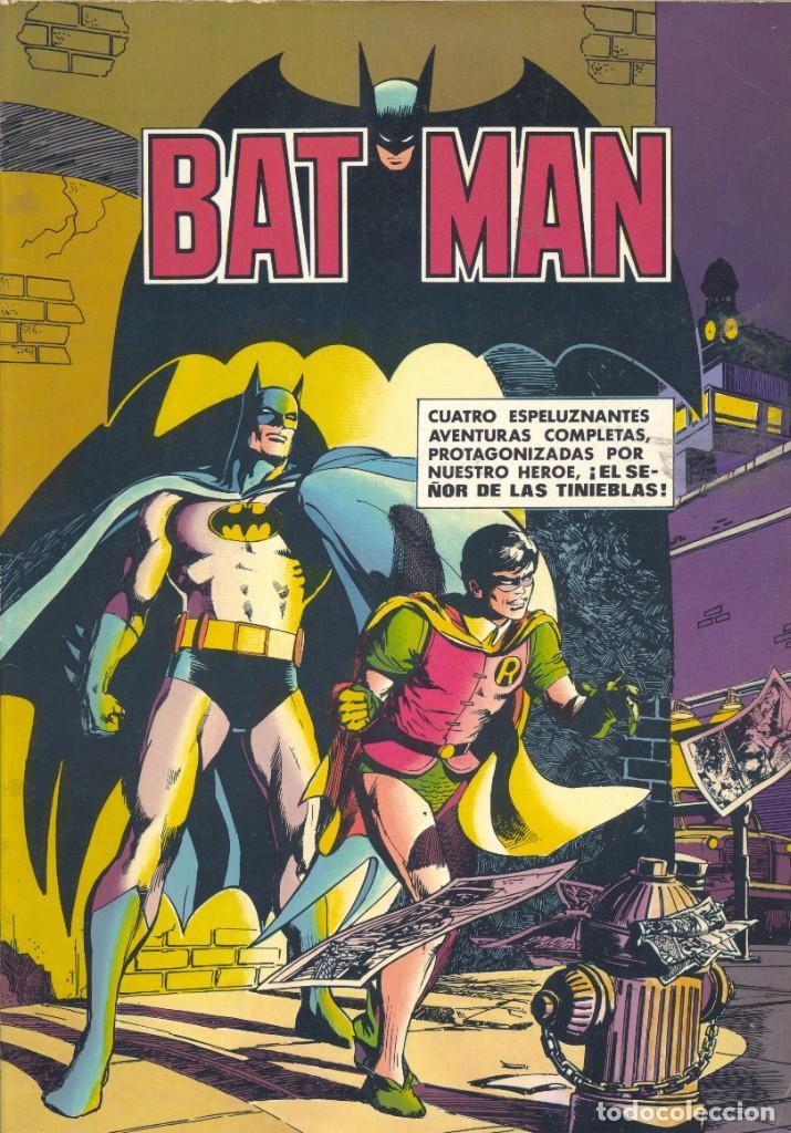 BATMAN Nº3. ÁLBUM FORMATO GRANDE. BRUGUERA, 1979 (Tebeos y Comics - Bruguera - Otros)