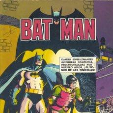 Tebeos: BATMAN Nº3. ÁLBUM FORMATO GRANDE. BRUGUERA, 1979. Lote 198936300