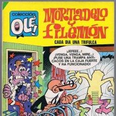 Tebeos: MORTADELO Y FILEMÓN CADA DÍA UNA TRIFULCA Nº 87. Lote 198971897