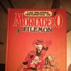 Tebeos: LAS MEJORES HISTORIETASA DE MORTADELO..VOLUMEN 4. EDICIONES B PARA EDICIONES NAUTA. BARCELONA. Lote 198972228