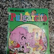 Tebeos: REVISTA PULGARCITO SELECCIÓN PRIMERA EDICIÓN. Lote 199090140