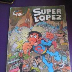 Giornalini: SUPER LOPEZ Nº7 - 1ª EDICION 1983 - LOS CABECICUBOS -- SUPERLOPEZ . Lote 199195891