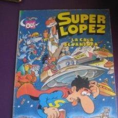 Giornalini: SUPER LOPEZ Nº8 - 1ª EDICION 1984 - LA CAJA DE PANDORA - SUPERLOPEZ. Lote 199196031