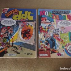 Tebeos: SUPER DDT MORTADELO Y FILEMÓN. Lote 199229417