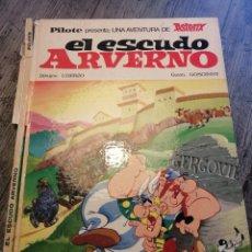 Tebeos: ASTERIX EL ESCUDO ARVERNO (1970). Lote 199268731