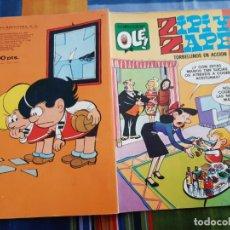 Livros de Banda Desenhada: OLÉ Nº 127 ZIPI Y ZAPE. BRUGUERA 3ª EDICIÓN. Lote 199445453