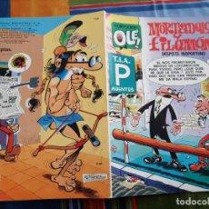 Livros de Banda Desenhada: OLÉ Nº 150 MORTADELO Y FILEMON. BRUGUERA 4ª EDICIÓN. Lote 199445470