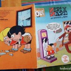 Livros de Banda Desenhada: OLÉ Nº 173 ZIPI Y ZAPE. BRUGUERA 2ª EDICIÓN. Lote 199445480