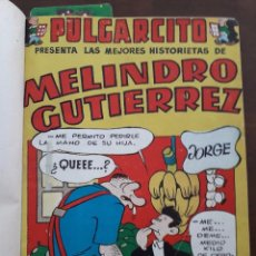 Tebeos: PULGARCITO PRIMEROS NÚMEROS Y LAS MEJORES HISTORIETAS DE ...... Lote 198421022