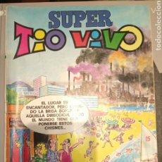 Livros de Banda Desenhada: SUPER TÍO VIVO 68. Lote 199508955