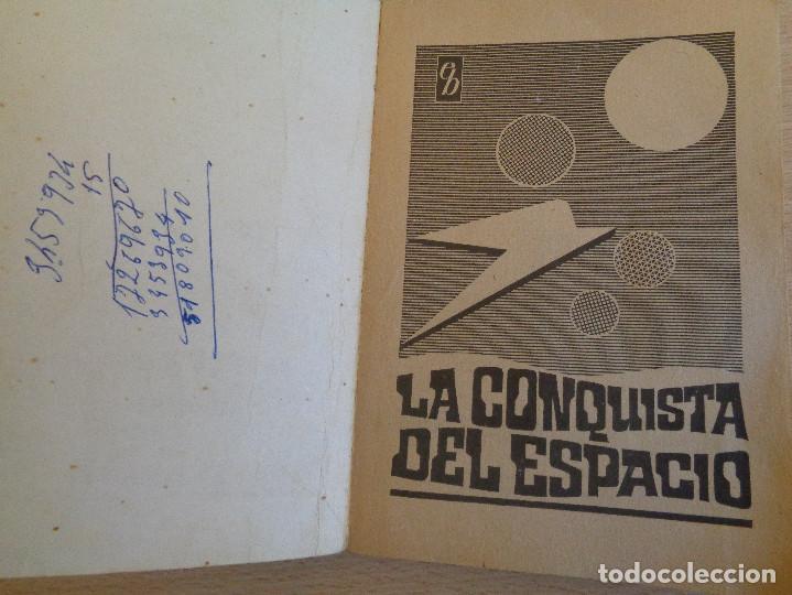 Tebeos: La Conquista del Espacio Nº 64. El largo dia de los robots. Glenn Parrish. Bruguera - Foto 3 - 199510121