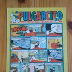 Tebeos: PULGARCITO # 1424 - IMPECABLE. Lote 199553357