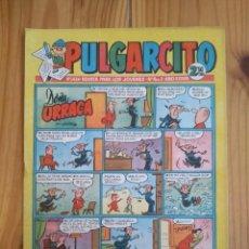 Tebeos: PULGARCITO # 1434 - EXCELENTE ESTADO. Lote 199553495