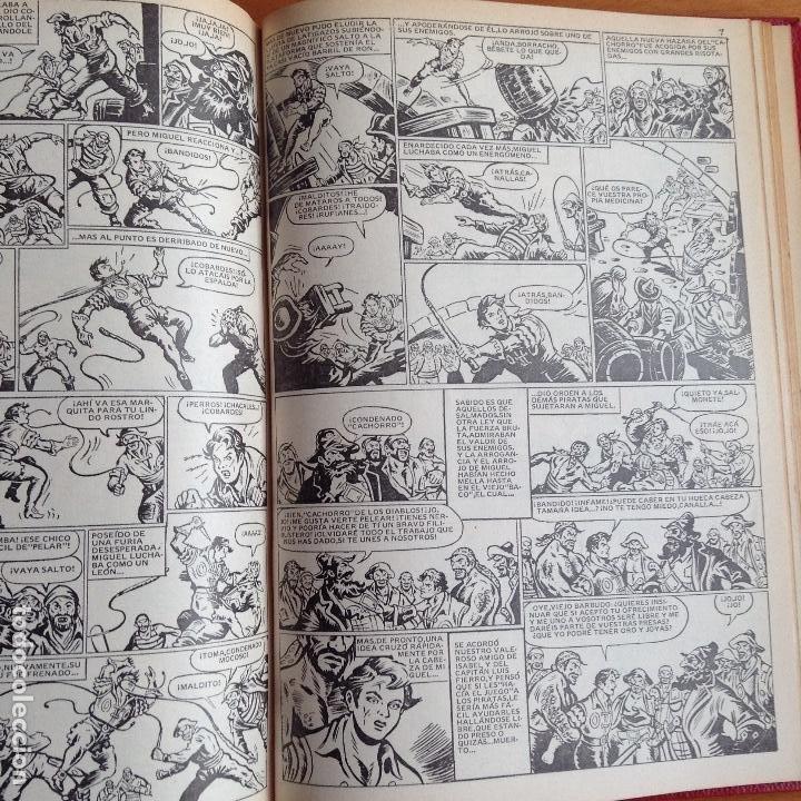 Tebeos: EL CACHORRO - BRAVO (BRUGUERA) 1976-1977 COMPLETA - Foto 5 - 199657958