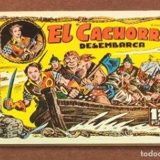 Tebeos: EL CACHORRO DESEMBARCA. Lote 199715388