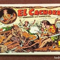 Tebeos: EL CACHORRO EN GUERRA SIN CUARTEL. Lote 199716388
