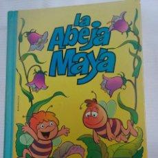 Tebeos: LA ABEJA MAYA VOLUMEN I , TAPA DURA, FORMATO SUPER HUMOR DE BRUGUERA, 1976, VER FOTOS . Lote 199899428