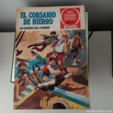 Tebeos: EL CORSARIO DE HIERRO,LA GUERRA DEL CANADA Nº29. Lote 200003283