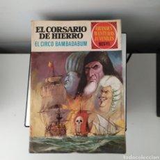 Tebeos: EL CORSARIO DE HIERRO,EL CIRCO BAMBADABUM Nº25. Lote 200003592