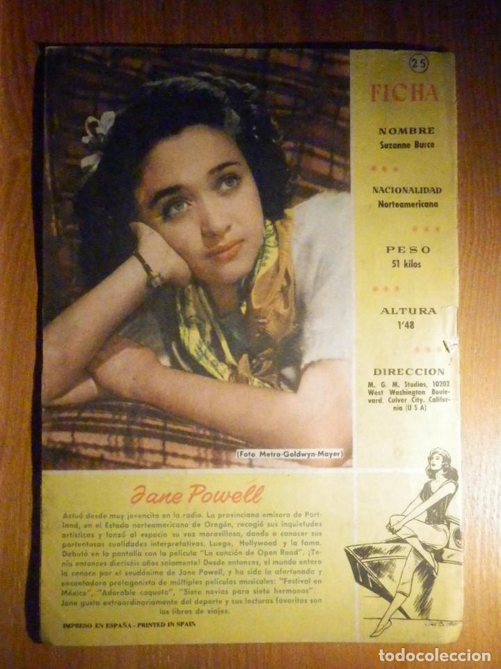 Tebeos: TEBEO - COMIC - Sissi - Cuentos para niñas - JANE POWEL - Nº 25 - EDICIONES Brugera - Foto 2 - 200310292