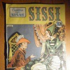 Tebeos: TEBEO - COMIC - SISSI - CUENTOS PARA NIÑAS - JOAN COLLINS - Nº 27 - EDICIONES BRUGERA. Lote 200310308