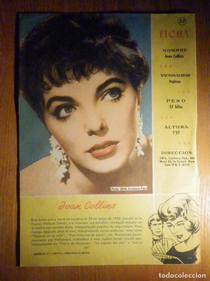 Tebeos: TEBEO - COMIC - Sissi - Cuentos para niñas - Joan Collins - Nº 27 - EDICIONES Brugera - Foto 2 - 200310308