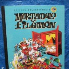 Tebeos: MORTADELO Y FILEMON. EDICION COLECCIONISTA TAPA - SALVAT Nº 1. Lote 200394397