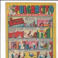Tebeos: PULGARCITO Nº 1333 HISTORIASCOPIO CON EL CAPITÁN TRUENO ES ORIGINAL DIBUJADA POR AMBROS.. Lote 200506417