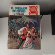 Tebeos: CORSARIO DE HIERRO, LA MANO AZUL Nº1. Lote 200519488