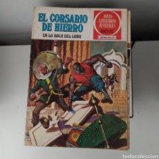 Tebeos: CORSARIO DE HIERRO,EN LA BOCA DEL LOBO Nº4. Lote 200519610