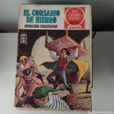 Tebeos: CORSARIO DE HIERRO, AMBICIÓN FRUSTRADA Nº12. Lote 200520457