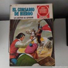 Tebeos: CORSARIO DE HIERRO,LA CAUTIVA DE ISPAHAN Nº13. Lote 200520633