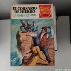 Tebeos: CORSARIO DE HIERRO, LA TUMBA FLOTANTE Nº49. Lote 200521186