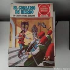 Tebeos: CORSARIO DE HIERRO, EL CASTILLO DEL TERROR Nº22. Lote 200522016