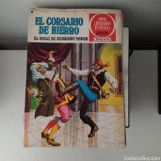 Tebeos: CORSARIO DE HIERRO,EL BAILE DE BENBURRY MANOR Nº25. Lote 200522412