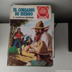 Tebeos: CORSARIO DE HIERRO, EL FUGITIVO DE DARTMOOR Nº26. Lote 200522502