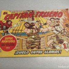 Livros de Banda Desenhada: CAPITÁN TRUENO N º 61 / BRUGUERA ORIGINAL. Lote 200529201