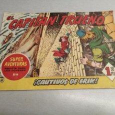 Livros de Banda Desenhada: CAPITÁN TRUENO N º 65 / BRUGUERA ORIGINAL. Lote 200529960