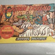 Livros de Banda Desenhada: CAPITÁN TRUENO N º 70 / BRUGUERA ORIGINAL. Lote 200530685