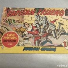 Livros de Banda Desenhada: CAPITÁN TRUENO N º 71 / BRUGUERA ORIGINAL. Lote 200530923