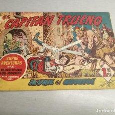 Livros de Banda Desenhada: CAPITÁN TRUENO N º 76 / BRUGUERA ORIGINAL. Lote 200553415