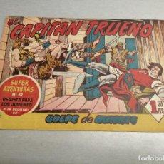 Livros de Banda Desenhada: CAPITÁN TRUENO N º 77 / BRUGUERA ORIGINAL. Lote 200553488
