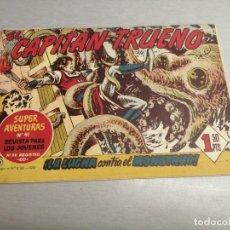 Livros de Banda Desenhada: CAPITÁN TRUENO N º 83 / BRUGUERA ORIGINAL. Lote 200555173